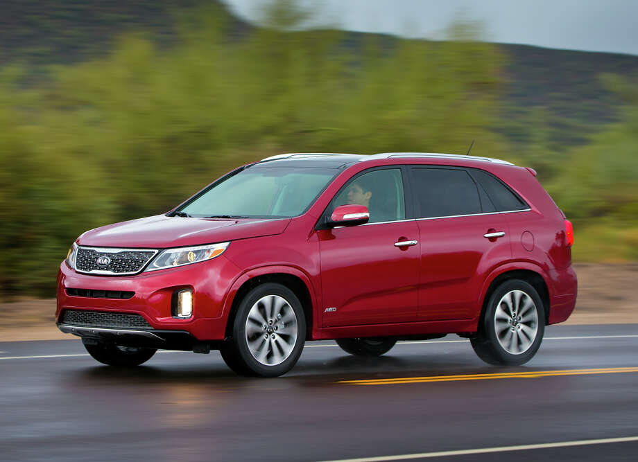 9. Kia SorentoMSRP: Starting at $24,100