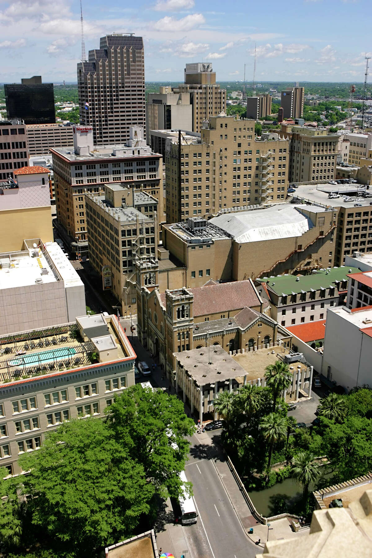 Bexar CountyPeaked in: 1999Median household income: $53,415Source: Washington Post
