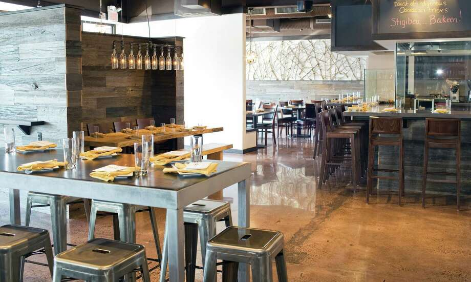 Baro is a new restaurant featuring Latin-American fare, which opened recently in the Brick Walk shopping complex at 1229 Post Road. Photo: Contributed Photo / Fairfield Citizen contributed