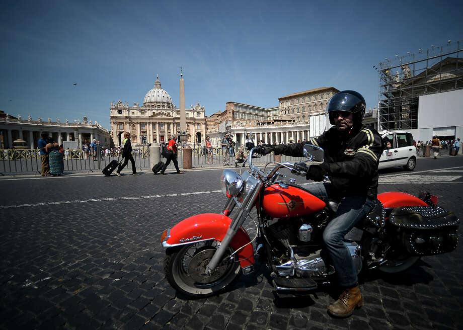 The Vatican. Photo: FILIPPO MONTEFORTE, AFP/Getty Images / 2013 AFP
