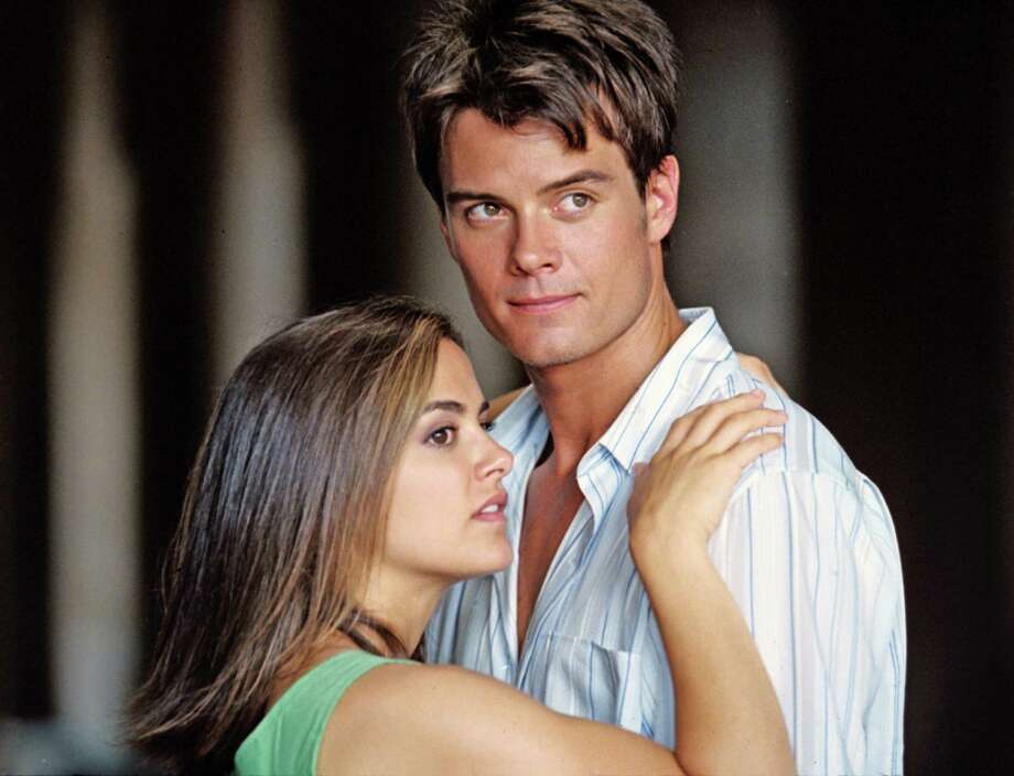 "Like a lot of movie stars, Josh Duhamel got his start on a television soap. In an interview with the Chronicle's Alyson Ward, the star said, ""Funny enough, working on 'All My Children' – my first job ever – was similar to this in the workload we had every day."" ... ""When you do a soap, you've got 30 or 40 pages of dialogue a day that you're doing. That, in a weird way, was kind of a helpful (preparation) for what I needed to do for this."" Photo: VIRGINIA SHERWOOD, ABC Via Getty Images / 2011 American Broadcasting Companies, Inc."