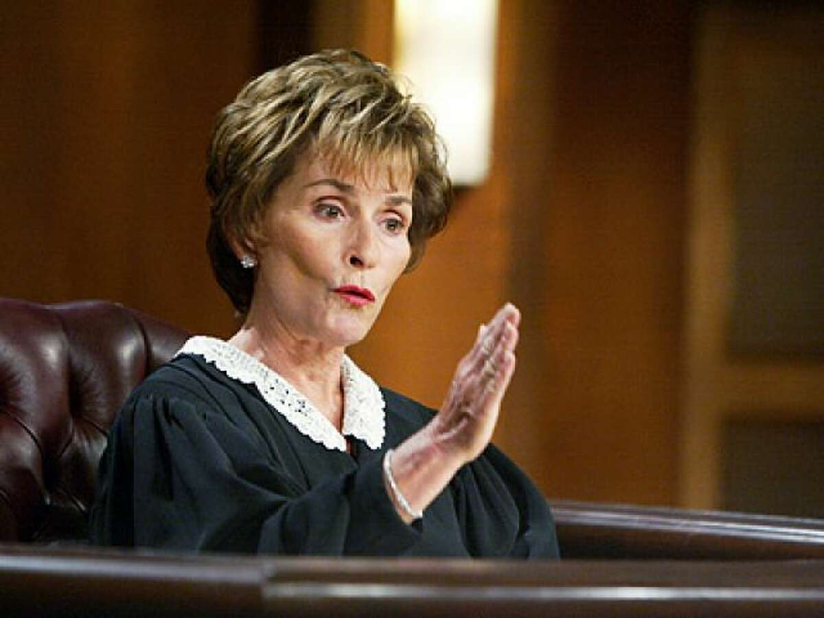 Judge Judy Sheindlin, of Greenwich
