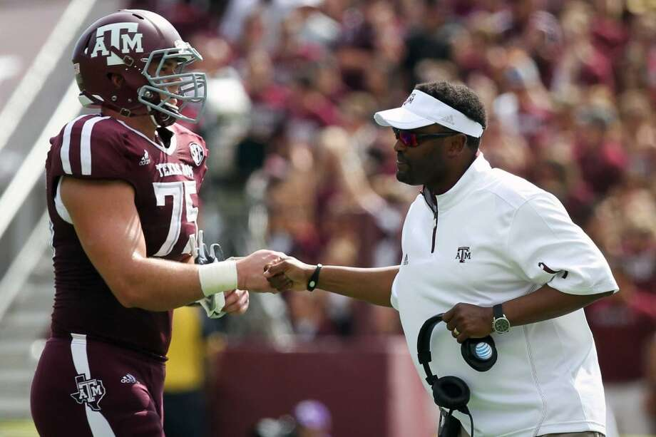 First-Team Offense  OL - Jake Matthews, Texas A&M Photo: Nick De La Torre, Houston Chronicle