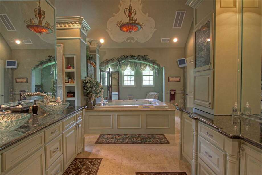 This $1.5 million home features four bedrooms and four bathrooms in more than 8,300 square feet of living space.Listing agent: Robyn ScharlachSee the listing here. Photo: HAR