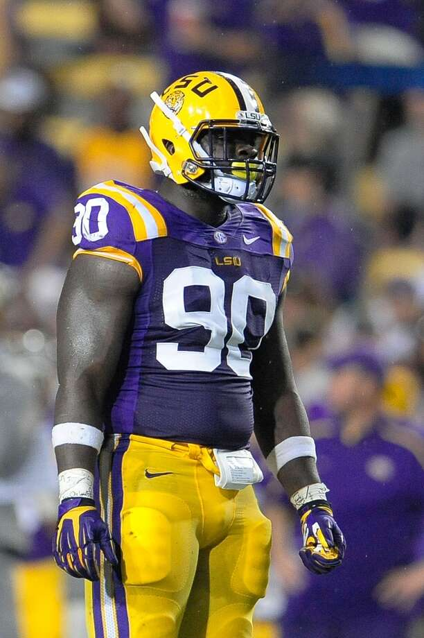 First-Team DefenseDL - Anthony Johnson, LSU Photo: Stacy Revere, Getty Images