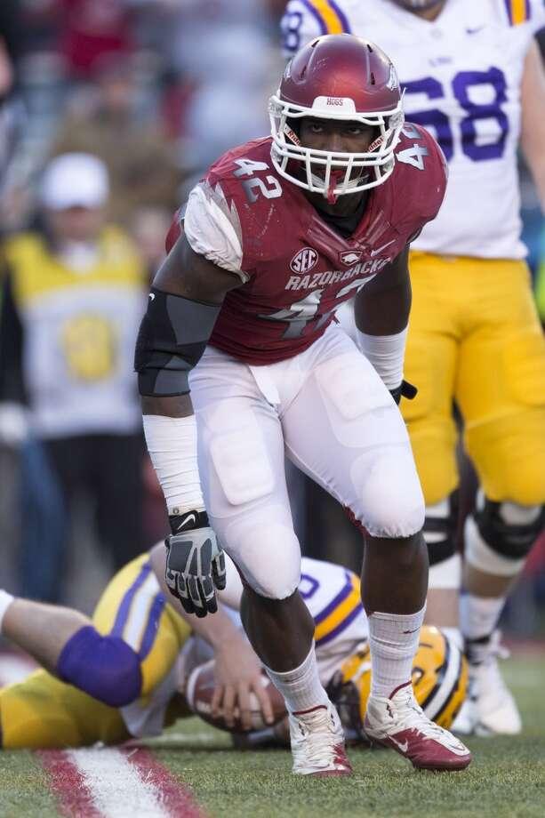 First-Team DefenseDL - Chris Smith, Arkansas Photo: Wesley Hitt, Getty Images