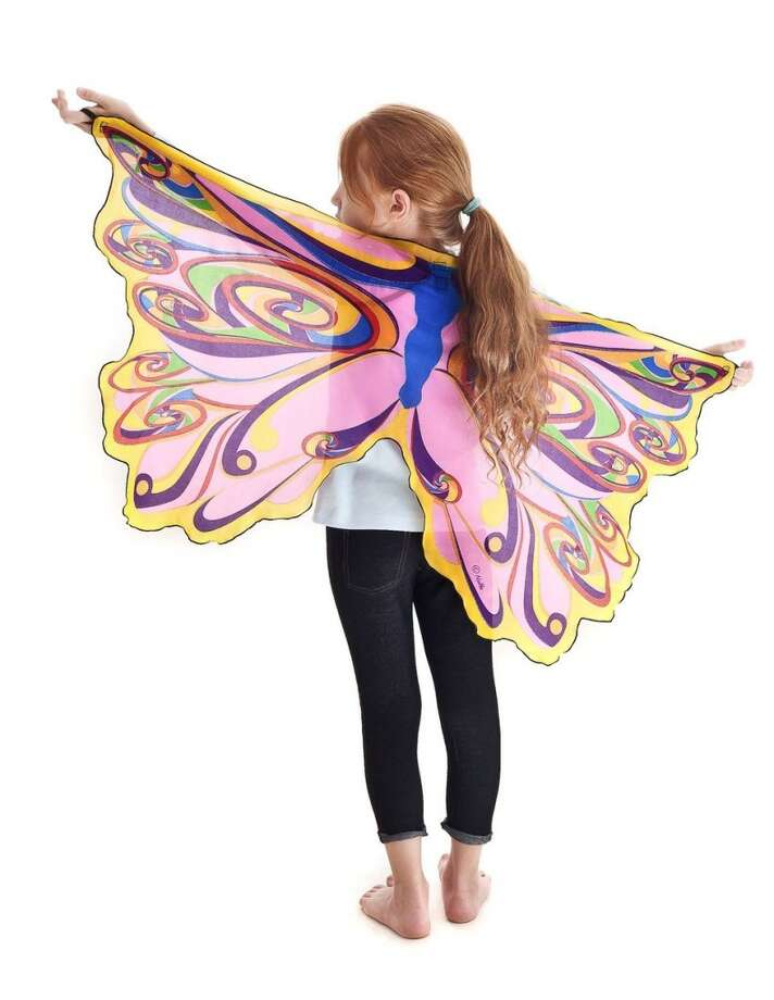 Pretend(Fantasy play) Rainbow Fairy Wings with Glitter by Douglas Cuddle Toy. 3-plus years, $18.