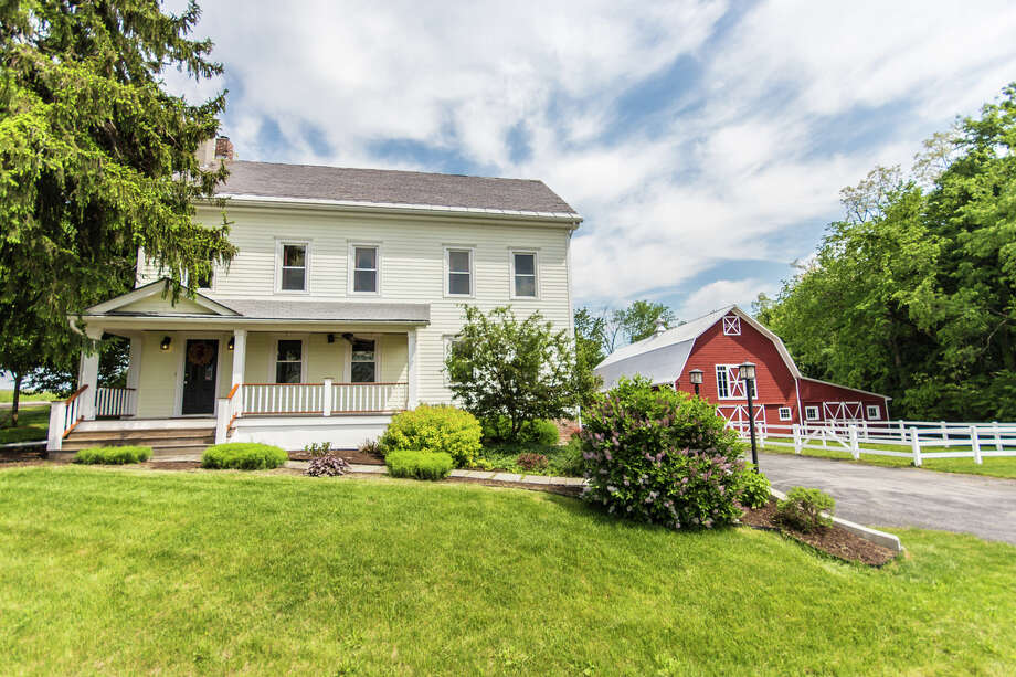 House of the Week: 11200 State Route 40, Easton     Realtor:  Allison Beth Bradley at Select   Sotheby's International Realty     Discuss: Talk about this house Photo: Courtesy Photo