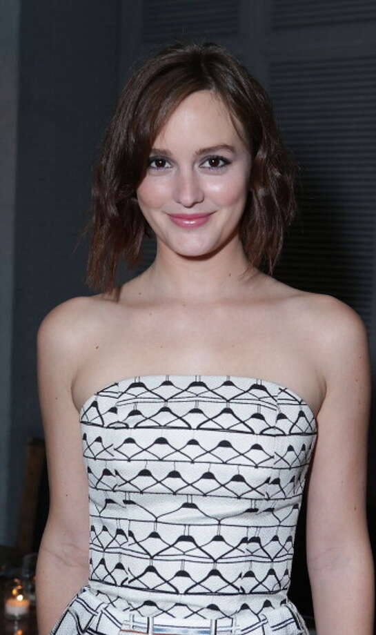 Leighton Meester Photo: Alexandra Wyman / 2012 Getty Images