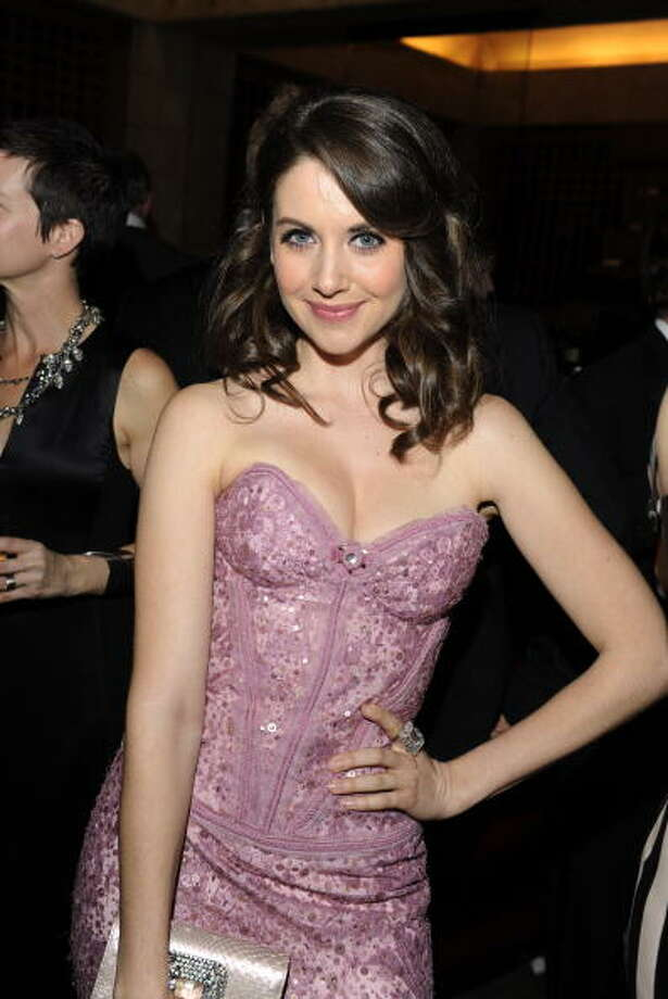 Alison Brie Photo: Amy Graves, WireImage / 2010 WireImage