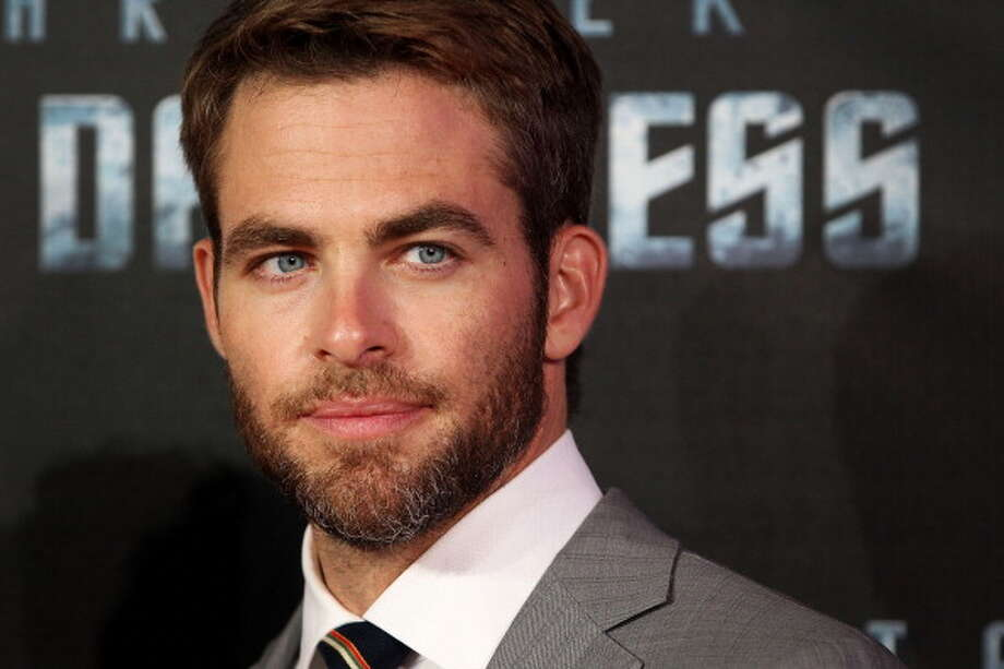 Chris Pine Photo: Lisa Maree Williams, Getty Images / 2013 Getty Images