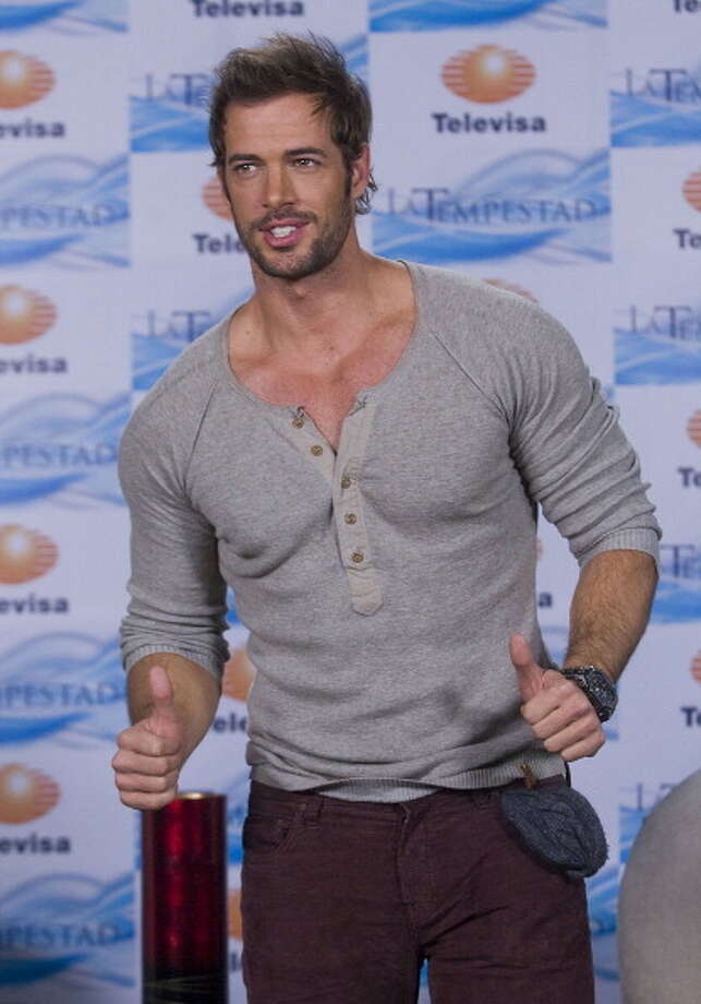 William Levy Photo: Clasos/CON, LatinContent/Getty Images / 2012 Clasos