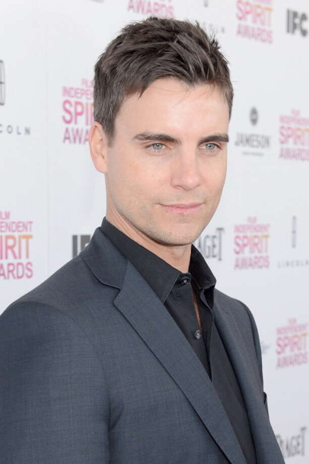 Colin Egglesfield Photo: Dimitrios Kambouris, WireImage / 2013 WireImage
