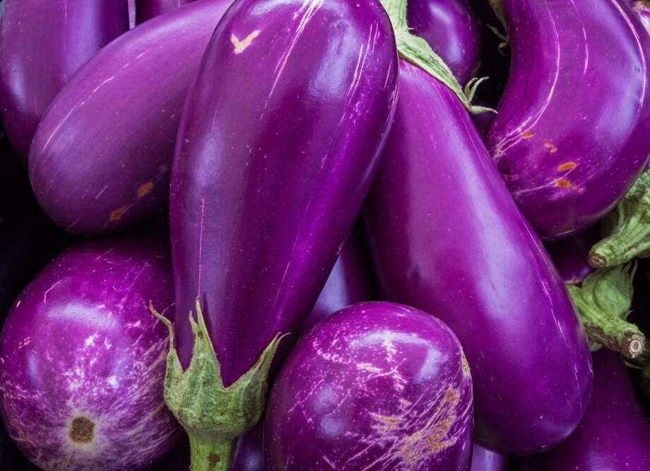 7. Eggplants