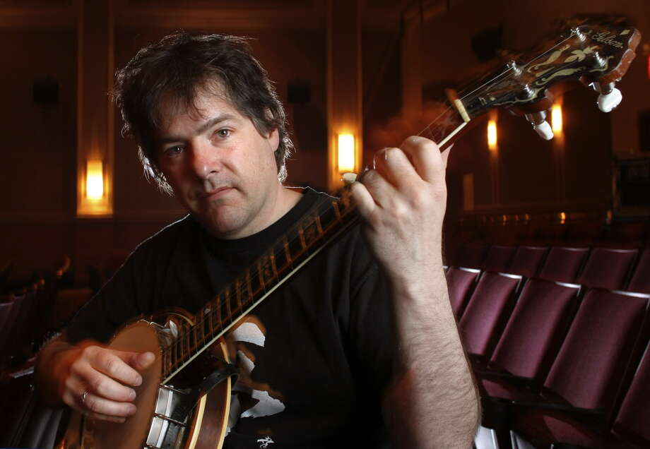 Bela Fleck. (AP Photo/Brian Tietz) Photo: BRIAN TIETZ / AP