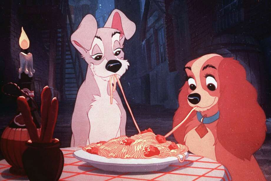 MV0246280000 0225_01 ABC 02-25-2001 7:00 PM Lady and the Tramp Pick_Day Best Bet Two canines from different sides of the street find love in the classic, animated Disney movie ''Lady and the Tramp,'' Sunday, Feb. 25 (7-9 p.m. ET) on ABC. 6x4 Color 72dpi Photos-Jay AOL Photo: WALT DISNEY COMPANY / WALT DISNEY COMPANY
