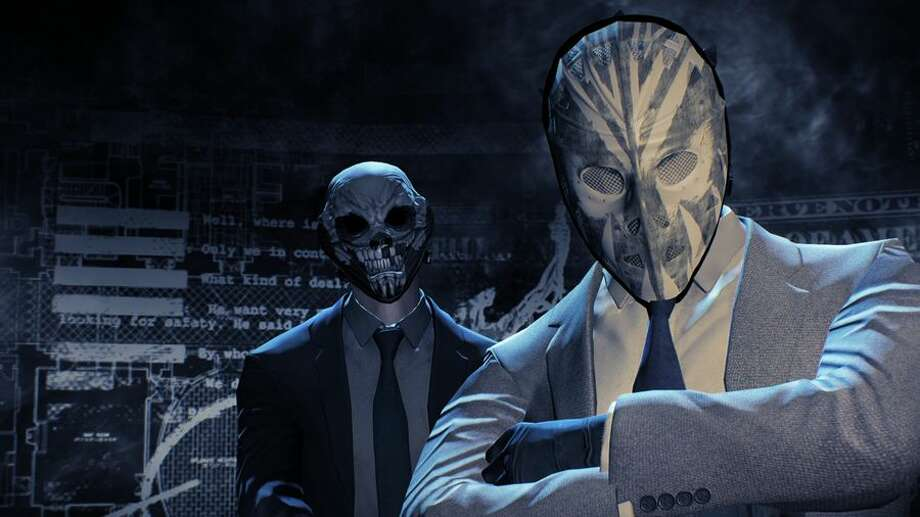 You work for Bain. You wear a mask. Payday 2 is full of surprises. Photo: 505 Games
