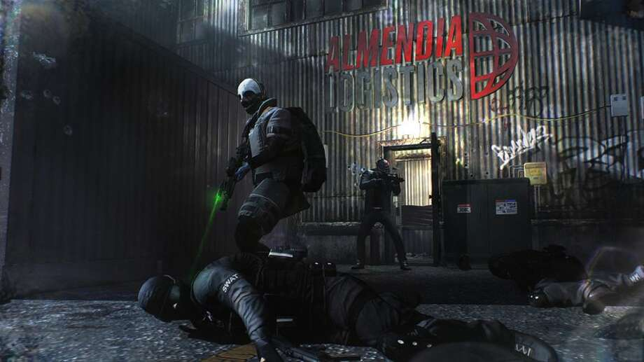 You can restrain civilians in Payday 2. Photo: 505 Games