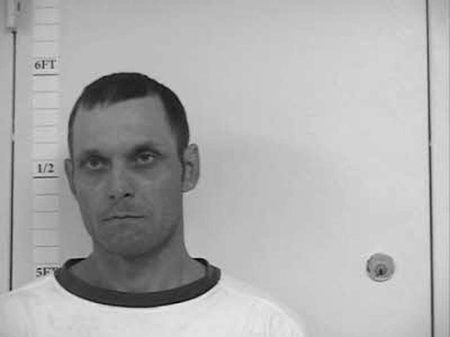 Name: Cory Wayne Coker. Age: 38. Charge: Felony theft of copper. Photo: Hardin County Sheriff's Office