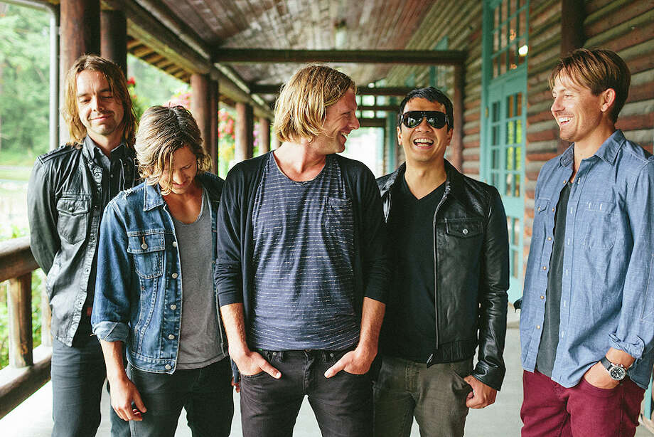 Christian contemporary band Switchfoot Photo: Atlantic Records