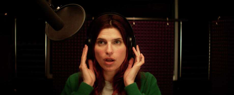 "Lake Bell stars as a struggling voice coach in the comedy ""In a World… ."" Photo:  Seamus Tierney, HONS / Roadside Attractions"