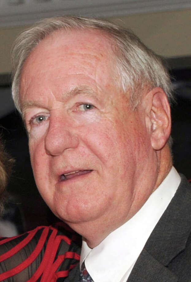 Jerry Murphy, former first selectman of Brookfield. Photo: Carol Kaliff/file, ST / The News-Times