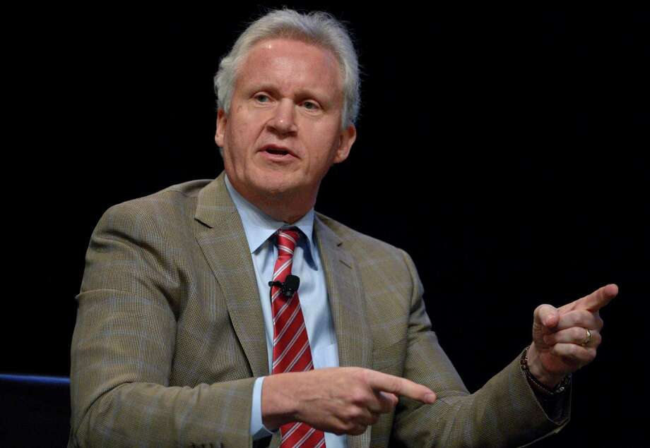 General Electric CEO Jeff Immelt answers a question during a panel discussion at the Wal-Mart U.S. Manufacturing Summit in Orlando, Fla., Thursday, Aug. 22, 2013. (AP Photo/Phelan M. Ebenhack) ORG XMIT: FLPE102 Photo: Phelan M. Ebenhack / FR121174 AP