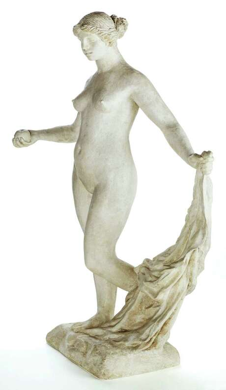 "Pierre-Auguste Renoir's ""Large Venus Victorious"" is estimated to sell for $1 million. Photo: Heritage Auctions"