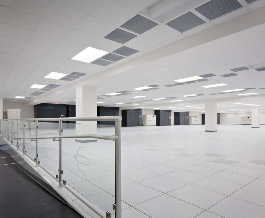 Additional data center construction for CyrusOne in Houston, Texas completed by MAPP Construction.