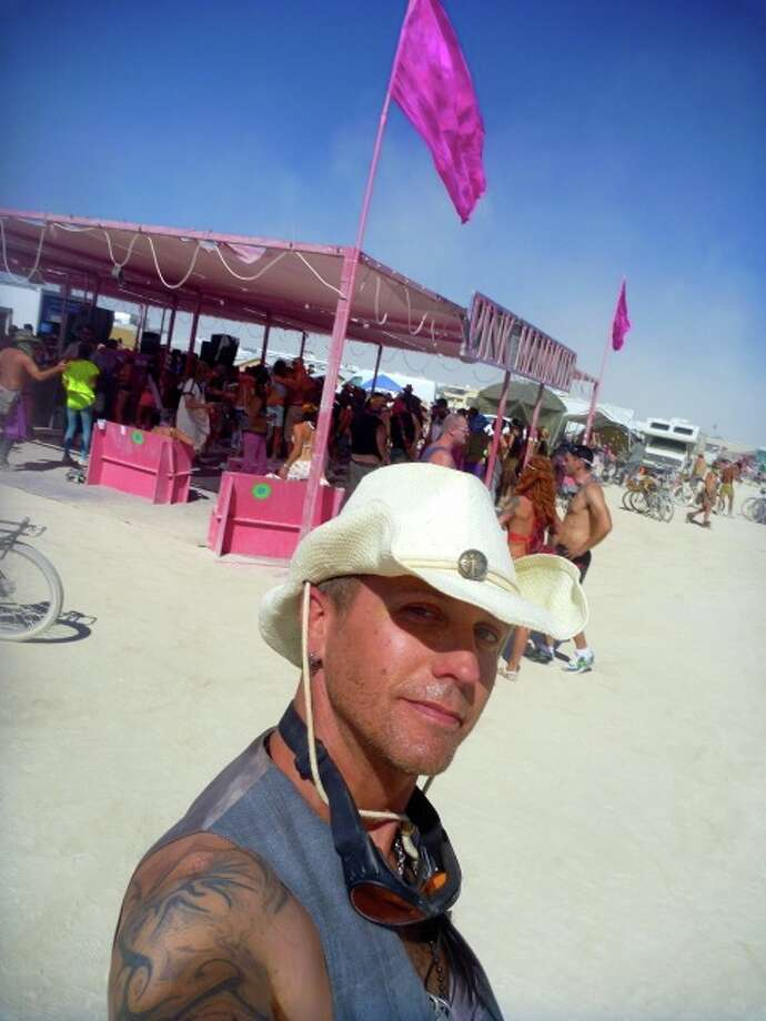 Pink Mammoth. Easily the best groovy chillout dance club/bar on the playa.