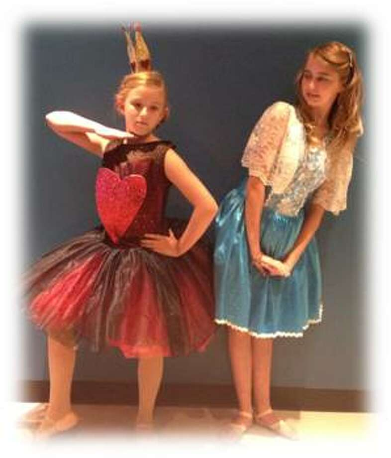 """The Houston Family Arts Center will presents """"Alice in Wonderland Ballet"""" Sept. 24-25. Photo: Provided By Houston Family Arts Center"""