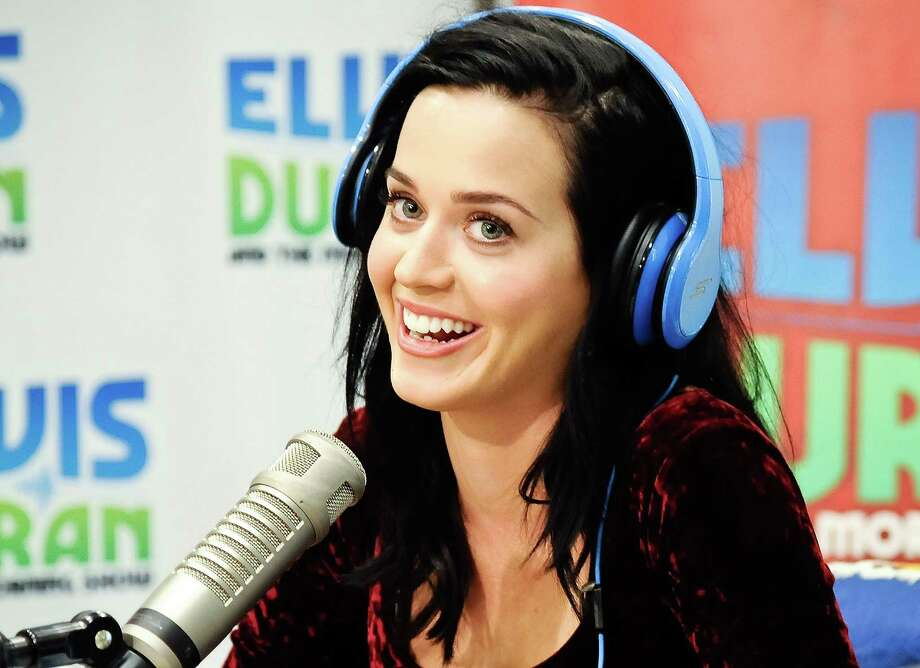 "Katy Perry visits ""The Elvis Duran Z100 Morning Show"" at Z100 Studio on Aug. 12, 2013 in New York. Photo: Daniel Zuchnik, FilmMagic / 2013 Daniel Zuchnik"