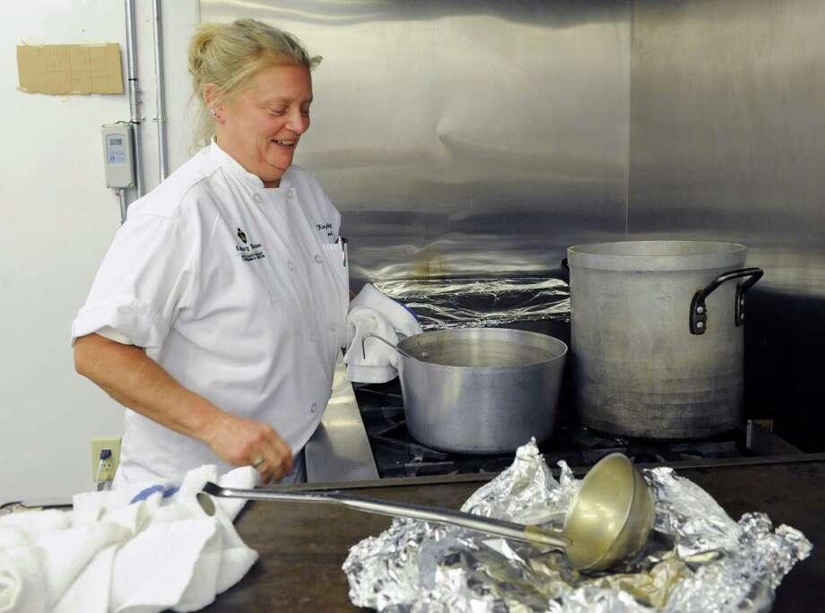 Sister Maureen Joyce Soup Kitchen