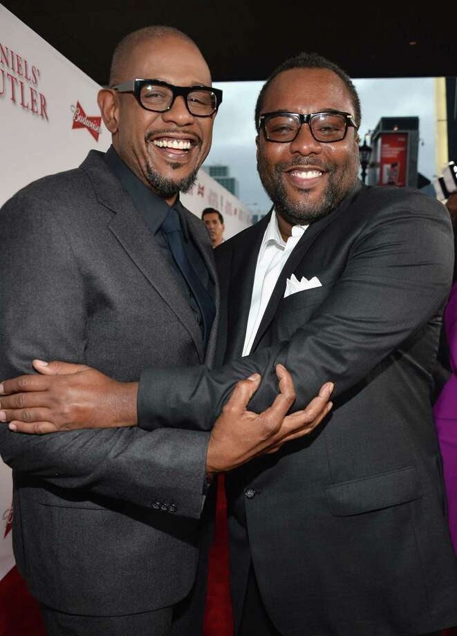 "Actor Forest Whitaker and director Lee Daniels attend the Premiere Of The Weinstein Company's ""Lee Daniels' The Butler"" at Regal Cinemas L.A. Live on Aug. 12, 2013 in Los Angeles. Photo: Alberto E. Rodriguez, Getty Images / 2013 Getty Images"