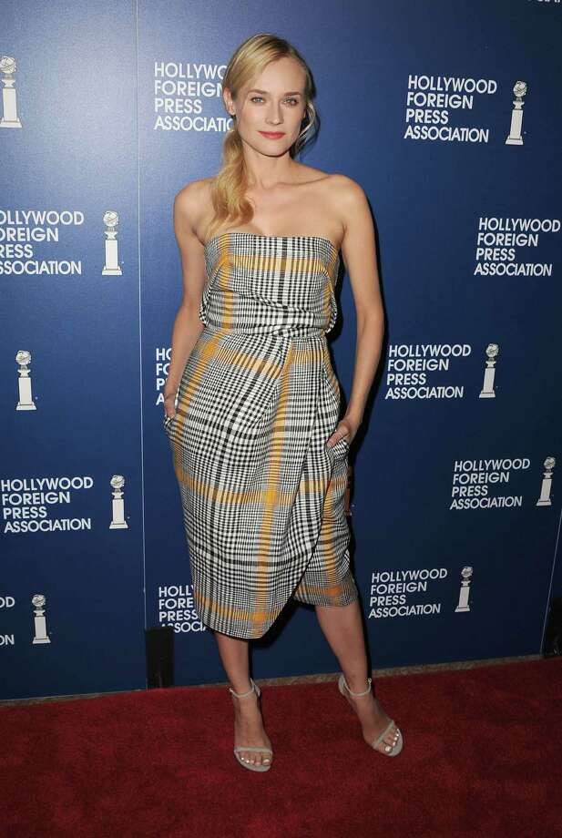 Actress Diane Kruger attends Hollywood Foreign Press Association's 2013 Installation Luncheon at The Beverly Hilton Hotel on Aug. 13, 2013 in Beverly Hills, Calif. Photo: Steve Granitz, WireImage / 2013 Steve Granitz