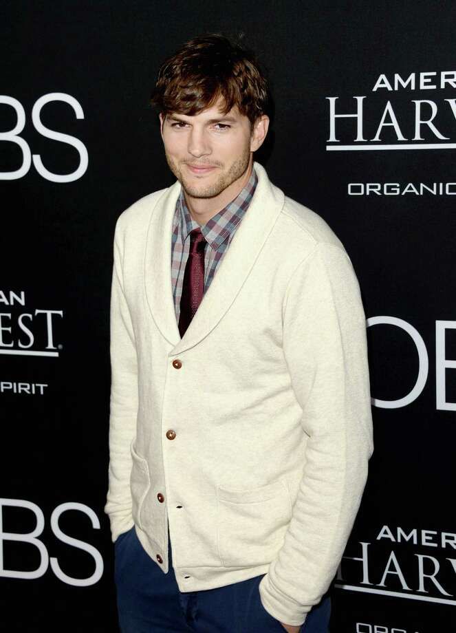 "Actor Ashton Kutcher arrives at the screening of Open Road Films and Five Star Feature Films' ""Jobs"" at Regal Cinemas L.A. Live on Aug. 13, 2013 in Los Angeles. Photo: Jason Merritt, Getty Images / 2013 Getty Images"