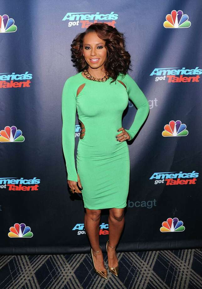 "Mel B. attends the ""America's Got Talent"" Post Show Red Carpet at Radio City Music Hall on Aug. 14, 2013 in New York. Photo: Jamie McCarthy, Getty Images / 2013 Getty Images"