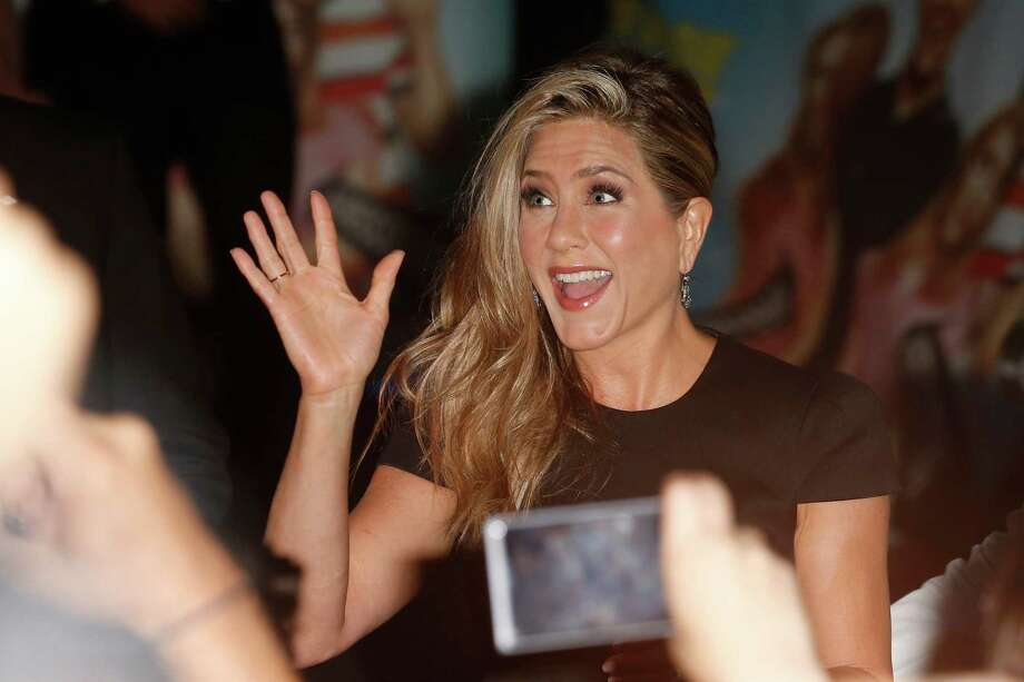 Jennifer Aniston attends the 'We Are The Millers' (Wir sind die Millers) Germany Premiere at Cinestar on Aug. 15, 2013 in Berlin, Germany. Photo: Franziska Krug, Getty Images / 2013 Franziska Krug