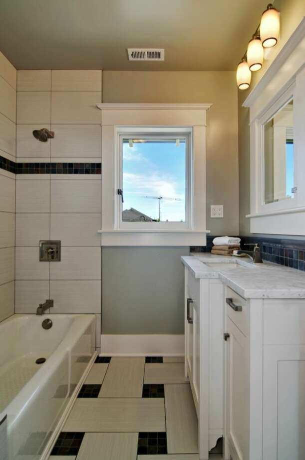 Bathroom of 2405 Federal Ave. E. It's listed for $1.45 million. Photo: Courtesy Leslie Ota, Windermere Real Estate