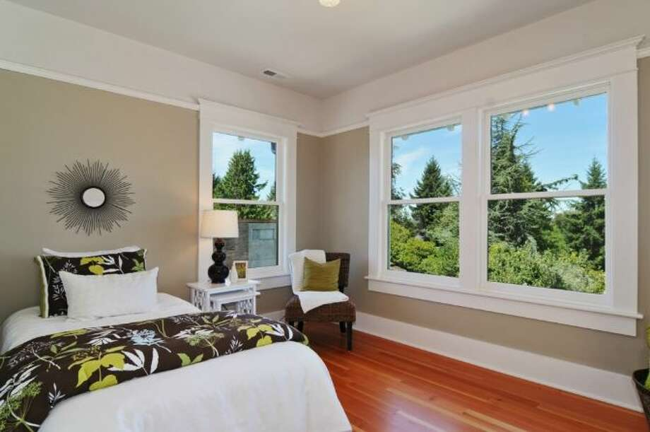 Bedroom of 2405 Federal Ave. E. It's listed for $1.45 million. Photo: Courtesy Leslie Ota, Windermere Real Estate