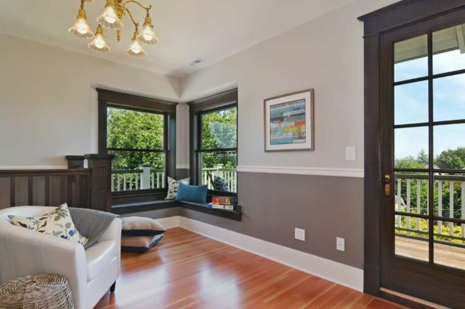 Main floor of 2405 Federal Ave. E. It's listed for $1.45 million. Photo: Courtesy Leslie Ota, Windermere Real Estate