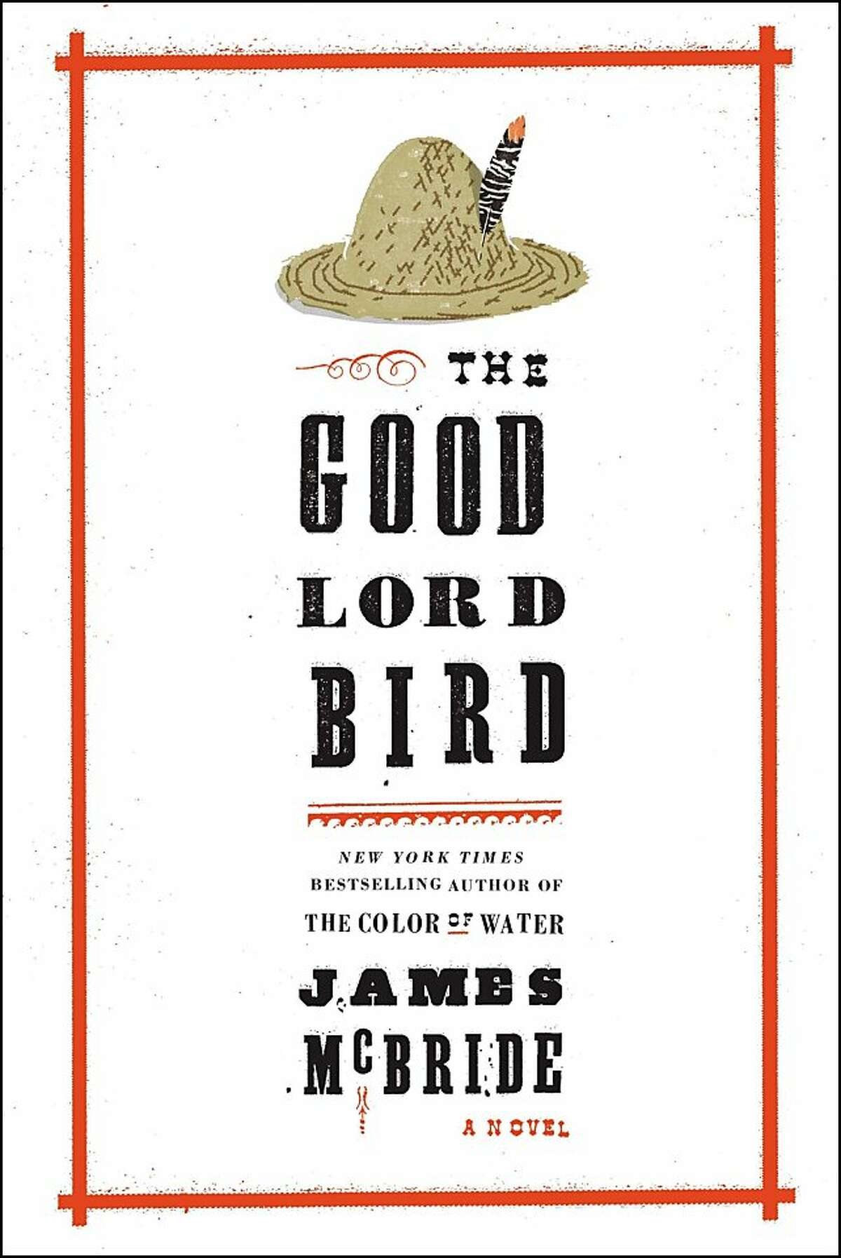 The Good Lord Bird, by James McBride