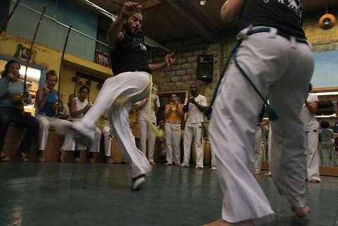 Berkeley capoeira group to bicycle to Brazil - SFGate