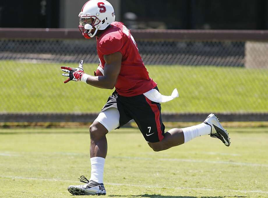 4b3051f5f Stanford s Montgomery on receiving end of praise - SFGate