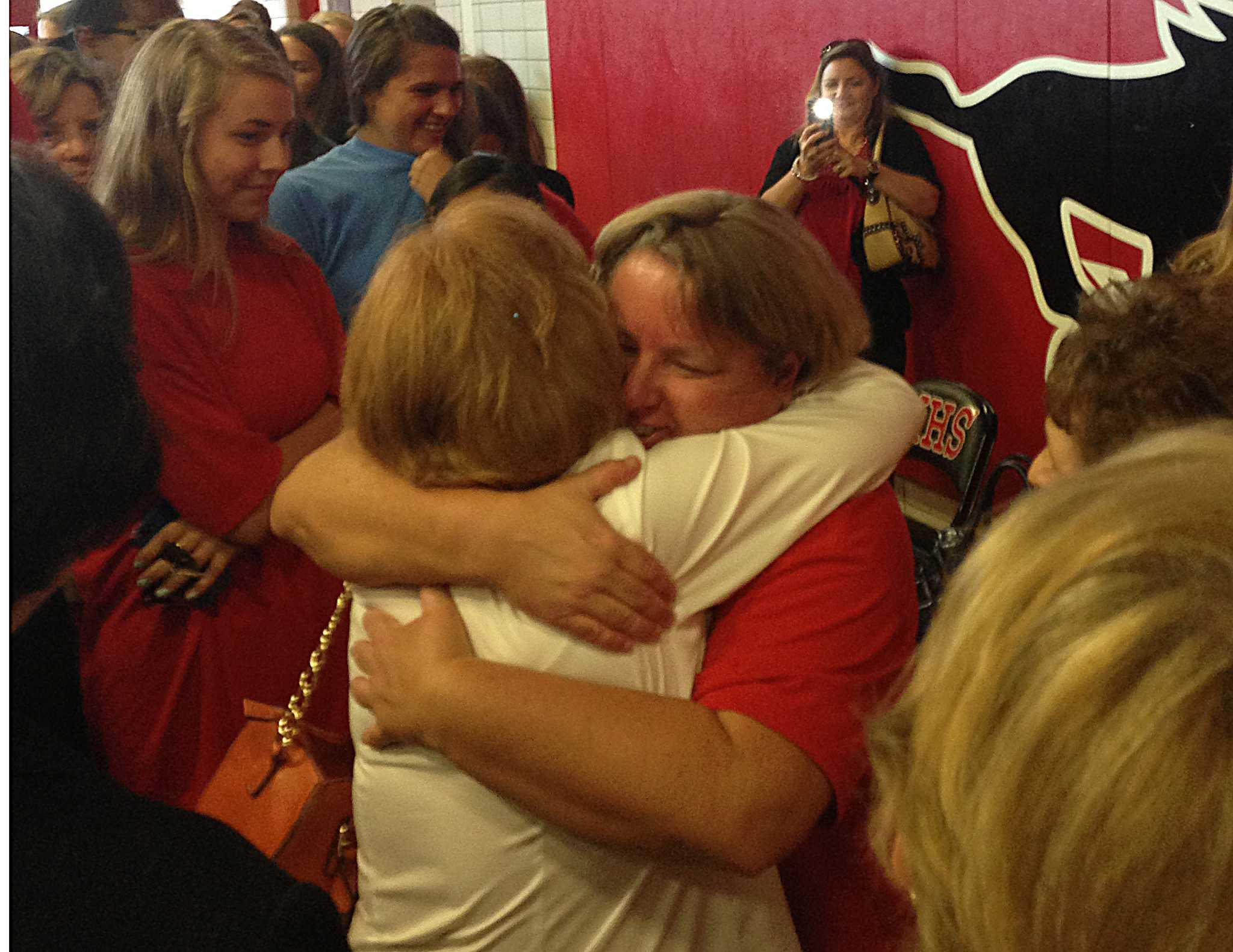 Memorial coach remains an inspiration throughout emotional