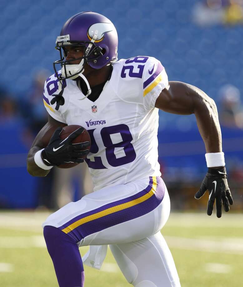 17. Minnesota Vikings  The purple on the new helmets doesn't match the purple on the new jerseys. Photo: Bill Wippert, Associated Press