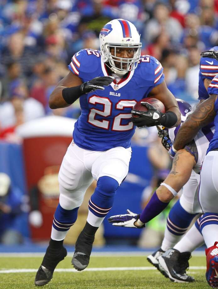 5. Buffalo Bills They've come a long way in the last few years. Photo: Bill Wippert, Associated Press