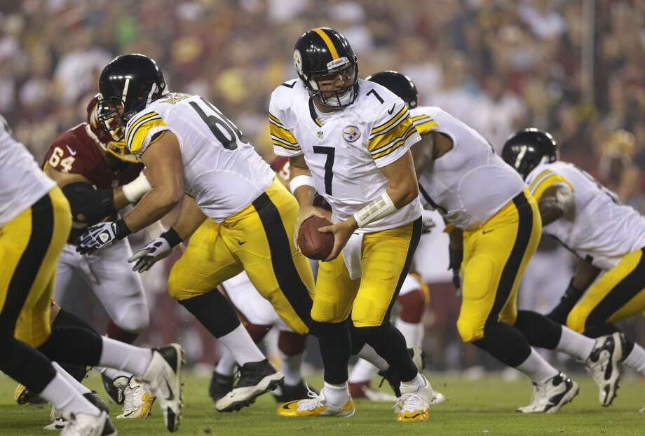 4. Pittsburgh Steelers  Another classic combination that will never get old. Photo: Patrick Semansky, Associated Press