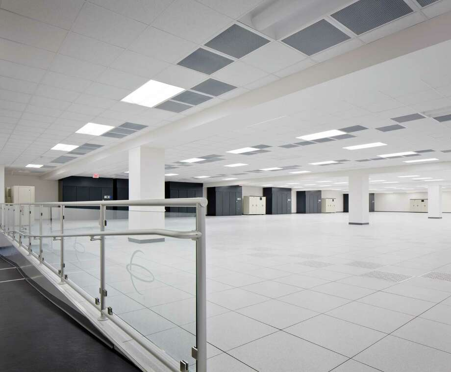 CyrusOne, which operates 25 data centers in the U.S., Europe and Asia, is adding a third center at its campus in West Houston, which includes this existing facility. Photo: CyrusOne