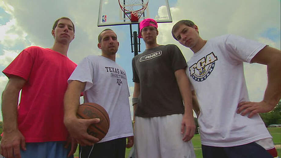 Dude Perfect continues to pull off the inexplicable.